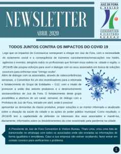Newsletter - Abril